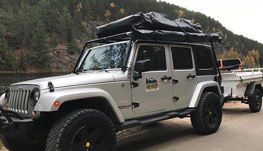 Jeep Wrangler Rentals Orillia