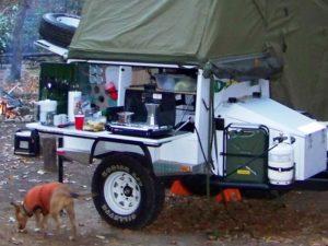 safari trailer rental